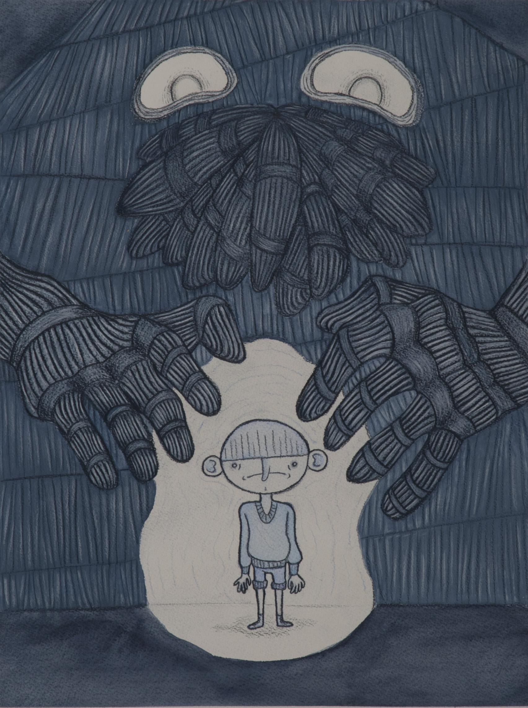 Presence by Zakhari Halas